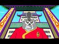Фрагмент с начала видео - Rat-A-Tat | Chotoonz Kids Cartoon Videos- 'Karate Don'