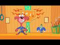 Фрагмент с средины видео - Rat-A-Tat | Chotoonz Kids Cartoon Videos- 'Karate Don'