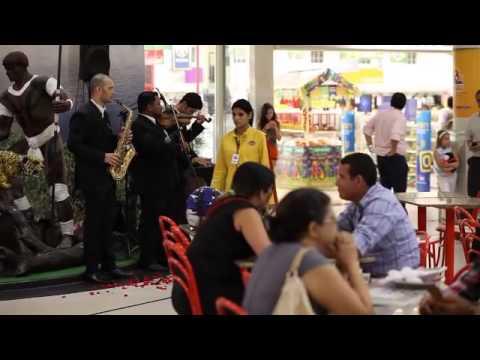 Dia dos namorados - Shopping 3 Américas