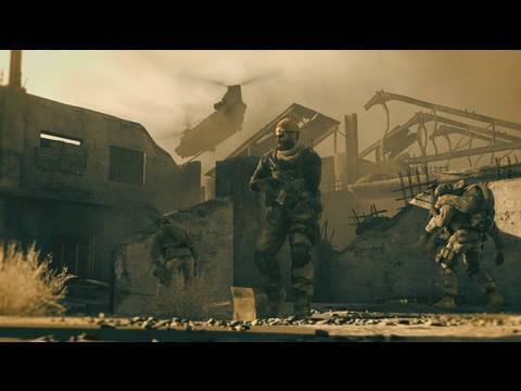 "Medal of Honor / Linkin Park – ""The Catalyst"" Trailer (HD)"