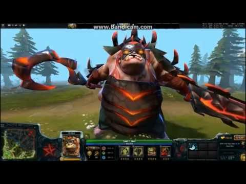 Surgical Set Pudge Dota 2 Pudge Set Scavenger of