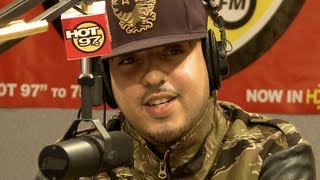 French Montana Freestyles on Funk Flex