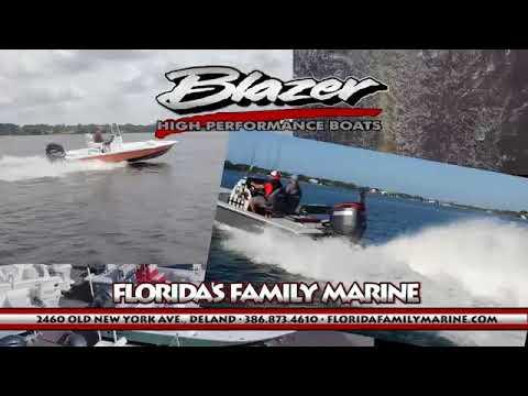 Florida's Family Marine Blazer Boats for Sale video 1