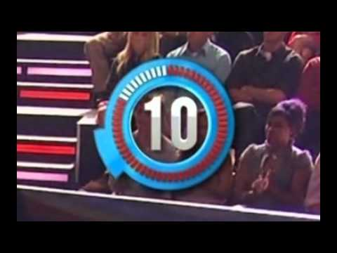 Minute to Win It Countdown Timer / Clock