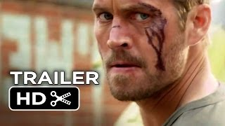 Brick Mansions Official Trailer (2014) - Paul Walker Action Movie HD