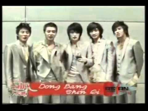 DBSK Speaking in English Part 2 :)