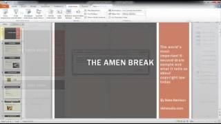 Audio Notetaker - Version 3 - Record Presentation