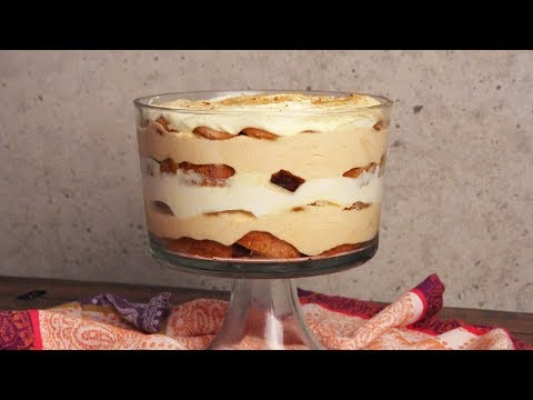 Pumpkin and Ginger Trifle Recipe | Ep. 1289