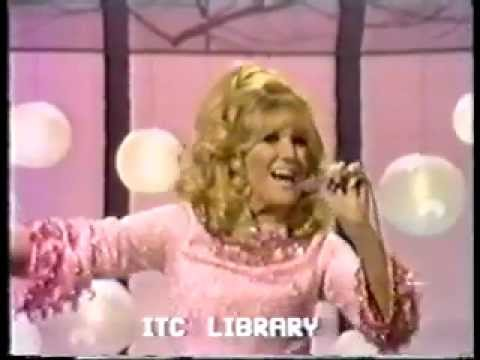 """Dusty Springfield """"Knowing when to leave"""" Burt Bacharach TV special 1970"""