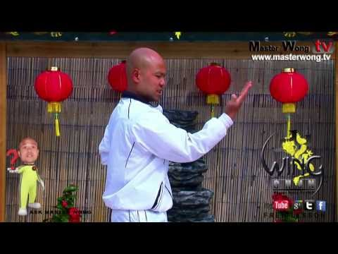 Wing Chun Course: How to do 5 angle punch, Lesson 3