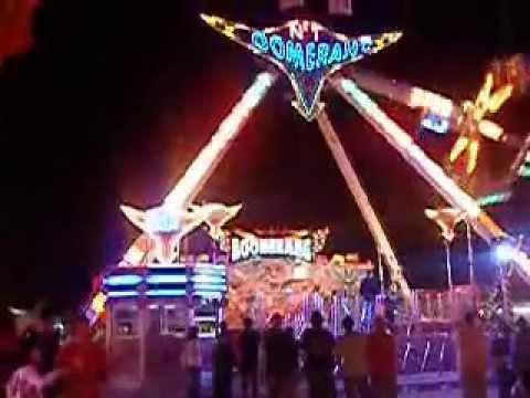 Atracciones de feria.Verano 2006.
