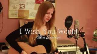 I Wish You Would - Taylor Swift (cover by Cillan Andersson)