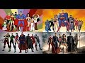 Justice League - Evolution in TV & Films (1967-2017)