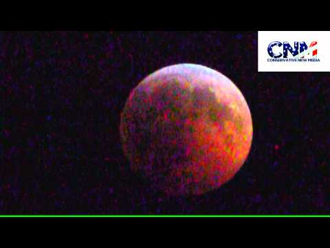 Total Lunar Eclipse 2010 1080P HD Footage !! - on Winter Solstice