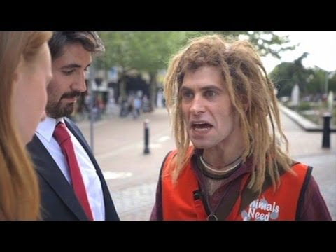 Five Minutes for the Badgers - Lee Nelson's Well Funny People - Episode 5 Preview - BBC Three
