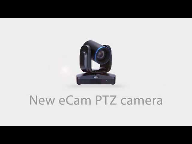 Introducing new eCam PTZ camera