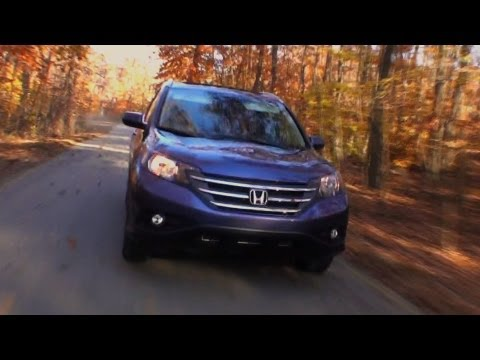 2012 Honda CR-V first look from Consumer Reports