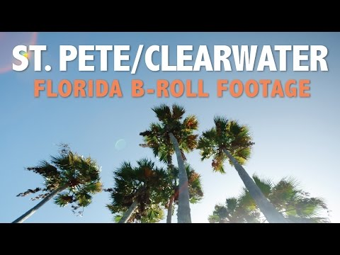 Visit St. Pete Clearwater Video