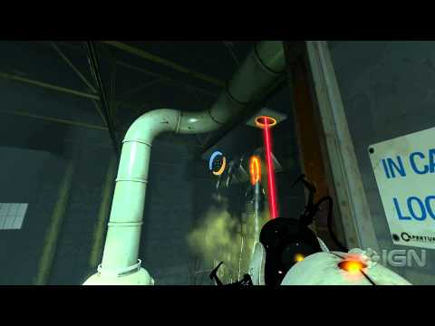 Gameplay Videos of Portal 2 Video Portal 2 Neurotoxin