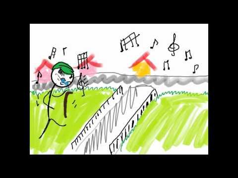 Chico Buarque - A Banda - Ilustrado