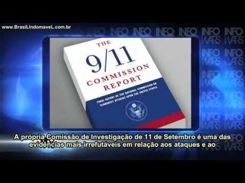 O que a GLOBO NÃO TEVE CORAGEM DE MOSTRAR sobre 11 de Setembro!!!