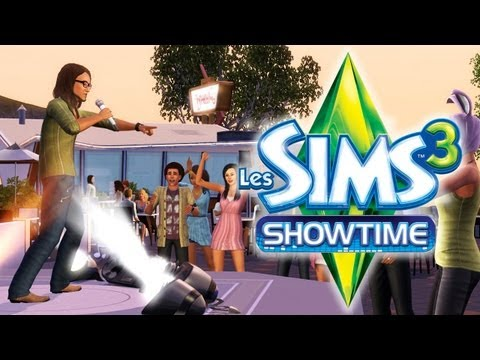 Les Sims 3 Showtime - Que le spectacle commence !