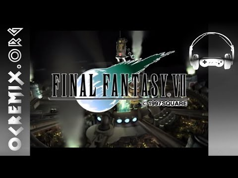 OC ReMix #1907: Final Fantasy VII 'The End' [One-Winged Angel] by tefnek