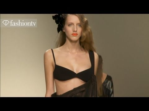 Designers at Work - Les Copains Spring 2011, Milan Fashion Week   FashionTV - FTV.com