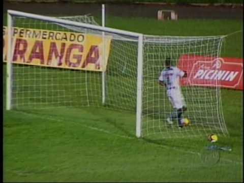Taquaritinga 2x1 União Barbarense - Paulista A2 2009