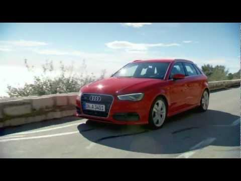 Audi A3 8V Sportback - misanorot Fahrszenen
