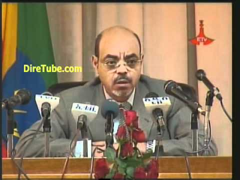 PM Meles Zenawi Press conference - Aug 11, 2010 - Part 3