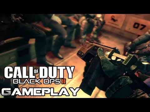 "NEW ""Black Ops 2"" Campaign Gameplay 2012! - Official Footage HD (Call of Duty BO2 2012)"