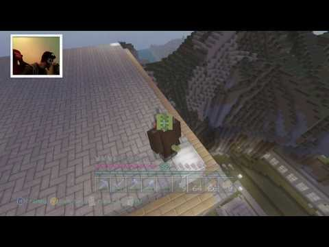 (LIVE) MINECRAFT XBOX 360 NEW CITY TEXTUREPACK (LIVESTREAM)
