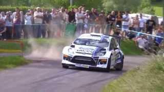 Vidéo Rallye des Vins Mâcon 2013