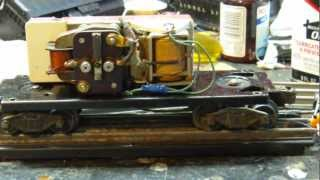 lionel whistle tender how to repair