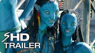 "AVATAR 2 - First Look Trailer (2020) ""Return to Pandora"" Concept — Zoe Saldana Movie"