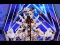 Just Jerk With Their Perfect Timing Performance | Week 4 | America's Got Talent 2017