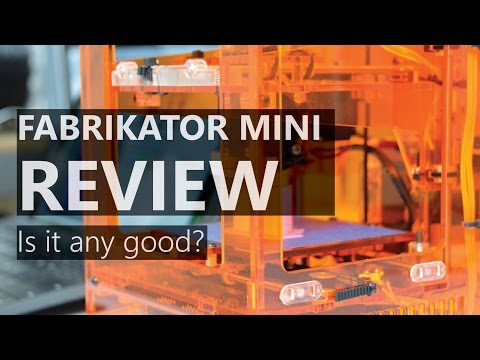 Mini Fabrikator 3D Printer - HobbyKing Daily   FpvRacer.lt