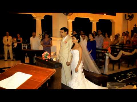 Boda Cancun Angel Reisdencial