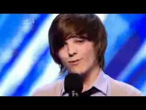 One Direction - First Auditions - Harry, Niall, Zayn, Louis and Liam -Wc2u_bfJaCE