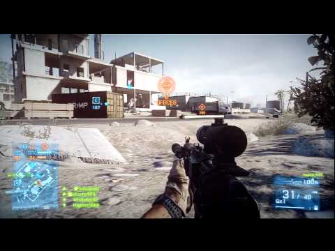 Battlefield 3 How To Use Engineer Kit Effectively