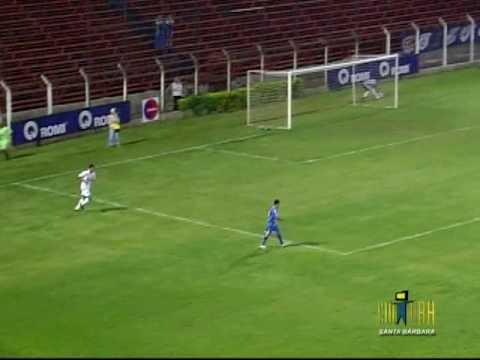 União Barbarense 1x0 Catanduvense - Paulista A2 2010