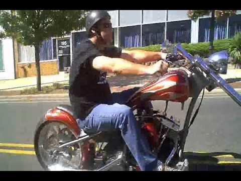 Harley Davidson Sound Shovelhead Chopper