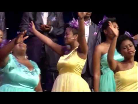 South African Gospel show 2012