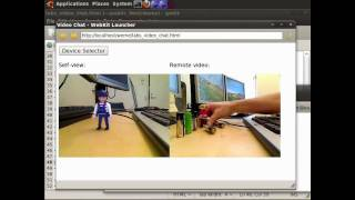 Beyond HTML5: Conversational Voice and Video demo | Ericsson Labs