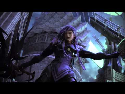 Final Fantasy XIII-2 CGI - 02 - Lightning's Sacrifice