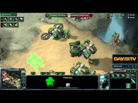Day[9] Daily #575 - Terran Hellbat-Mech vs Protoss P1