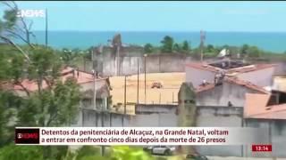 DETENTOS DIVULGAM VÍDEO COM FERIDOS EM PRESÍDIO E PEDEM SOCORRO