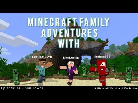 Minecraft Family Adventures - Ep34 pt04  Minecraft Family Adventures