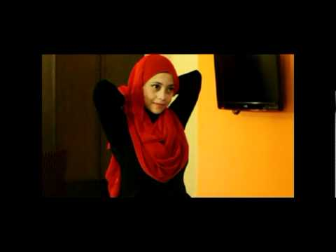 Hijab Tutorial by dentist_nia part 8